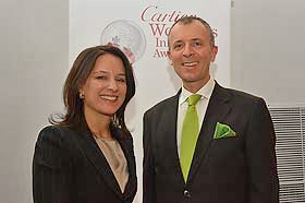 Cartier Women's Initiative Awards at the Embassy'