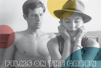 "2016 ""Films on the Green"" festival (NYC, June 7-Sept. (...)'"