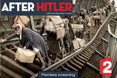 "Premiere screening of the movie ""After Hitler"" on May 5, (...)'"