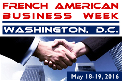 First French-American Business Week at the French Embassy'