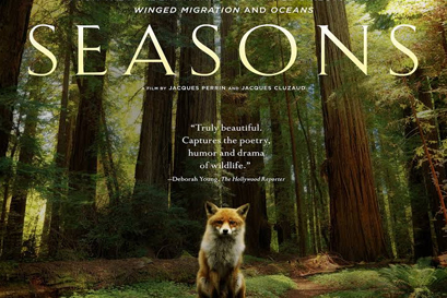 "Washington Premiere of Jacques Perrin's ""Seasons""'"