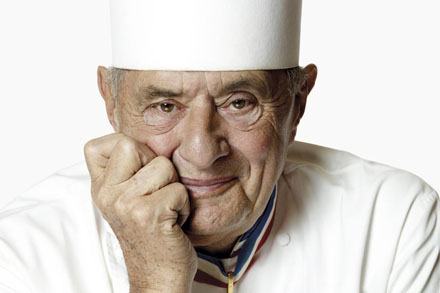 Tribute to Paul Bocuse, chef of the century