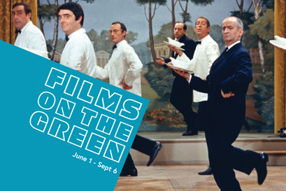 """Films on the Green"" - New York, NY - June 1-September (...)'"