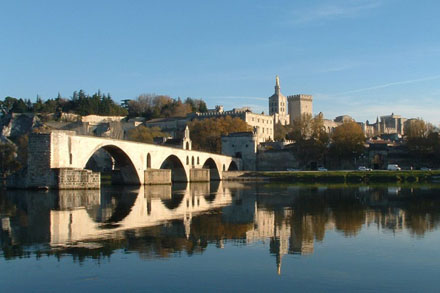 Avignon: A medieval city with a fresh, creative spirit