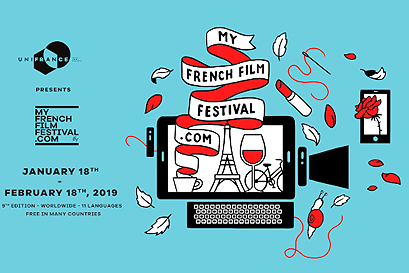 MyFrenchFilmFestival - 9th edition online, Jan 18-Feb 18'