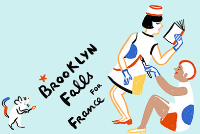 Brooklyn Book Festival 2020.Brooklyn Falls For France Sept 2019 Feb 2020 France In