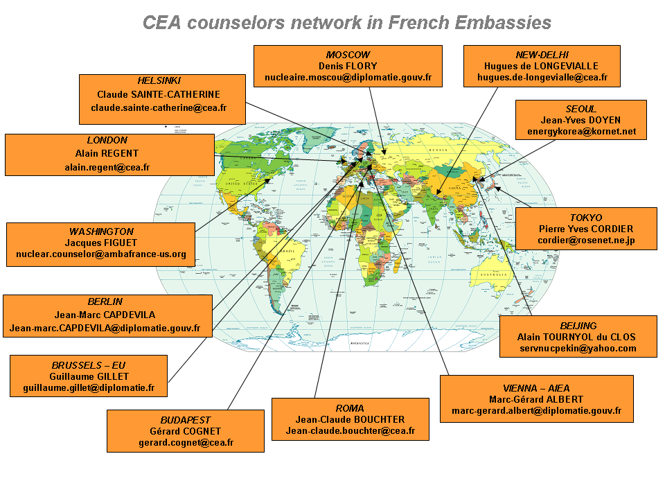 The French Nuclear Safety Authority Asn