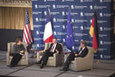Amb Delattre Speaks at International Conference in Chicago