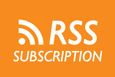 Subscribe to our RSS news feed