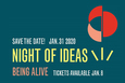 Night of Ideas 2020: philosophical marathons across the U.S.!