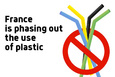 France is phasing out the use of plastic