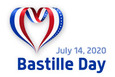 Fête nationale du 14 juillet - Bastille Day